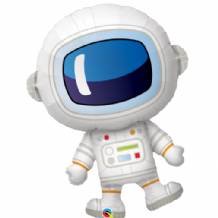 "Adorable Astronaut Foil Balloon (37"") 1pc"